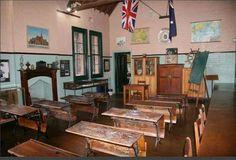 Old school house at Arthur Phillip High School in Parramatta.A♥W