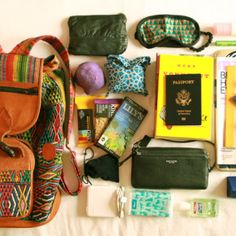 The Perfect Packing List for Southest Asia, Including Bali, Indonesia, Malaysia and Singapore