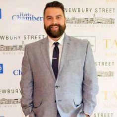 Matthew Simko Chambray Suit