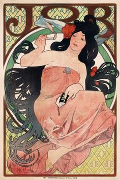 Arte e Design » Alfons Mucha :: Old Posters