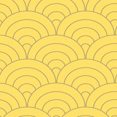 allen   roth�Yellow Strippable Prepasted Classic Wallpaper