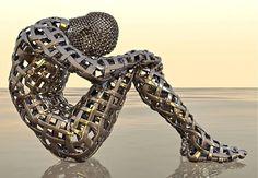 #Corps de métal | Metal #body