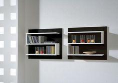 MG Design diseño y fabricación de muebles de melamina repisas flotante
