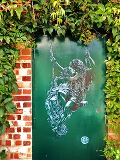 Some more amazingness from C215 aka Christian Guemy, this time in Brixton...