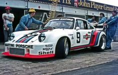 IckxMass Martini Racing - Porsche 935 - Silverstone 6 Hours, 1976