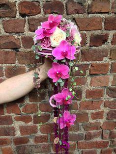 Bridal bouquet by Stéphane Brassart