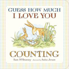 guess how much i love you counting - Google Search
