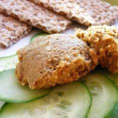 13 egészséges zöldségkrém reggelire | Nosalty Vegan Sauces, Vegan Recipes, Vegan Food, Healthy Food, Vegas, Sandwich Spread, Mustard, Sandwiches, Clean Eating