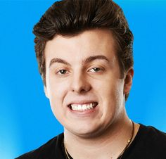 Alex Preston - Scariest smile ever. But I will buy every album he ever makes!