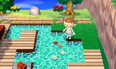 Animal Crossing: New Leaf & HHD QR Code Paths — Part 1 | Part 2 Credit