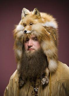 weird beards