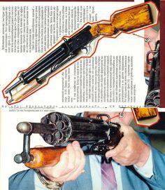 Homemade Shotgun