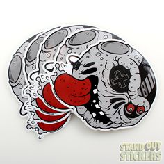 Die Cut Vinyl Stickers StandOut Stickers Die Cut Stickers - Custom vinyl decals die cutcustom vinyl decals standout stickers