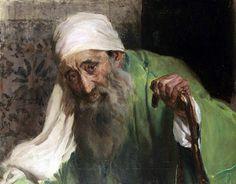 Joaquín Sorolla y Bastida Portrait of a Hebrew