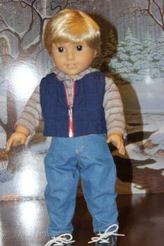 American Girl boy dolls