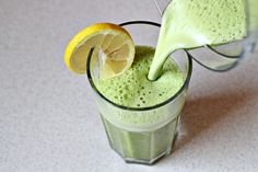 Lemon Lime Detox - NutriBullet Blog ....I think some flax or chia seeds would be good in this as well