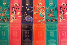 Red Envelope for Lunar New Year via Packaging of the World - Creative Package Design Gallery http://ift.tt/1R4IVAC