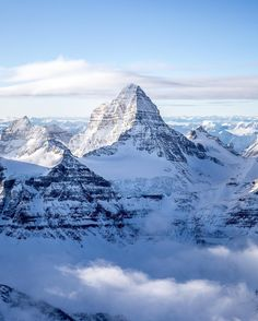 Flying eye level with the mountain tops is still one of the most humbling experiences of my life especially with Mount Assiniboine a mountain I've been fascinated with for nearly a decade
