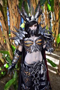 Deathwing. Based On the Zack Fisher Design. Cosplayer: Jessica ...