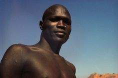 model's own: 'NUBA' by Leni Riefenstahl