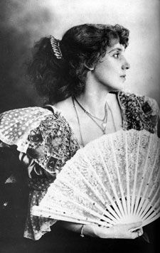 "Mrs. Patrick Campbell aka. Beatrice Stella Campbell or ""Mrs. Pat"", 1865 – 1940, was a british, edwardian stage actess and the first ever actress to play ""Eliza Doolittle"" in the play ""Pygmalion"" by George Bernard Shaw"
