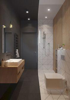 Awesome Scandinavian Bathroom Ideas (6)
