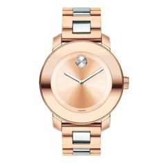 Movado Bold Watch so simple but so classy