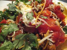 Turnips 2 Tangerines: Taco Dip