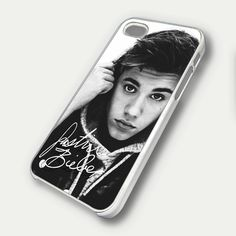 justin bieber iPhone case $14.99