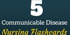 communicable disease nursing flashcards