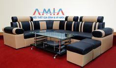 Sofa gia re duoi 3 trieu Leather Corner Sofa, Sofa Set, Conference Room, Furniture Design, Couch, Living Room, Interior Design, Table, Home Decor