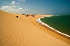 playa punta gallinas guajira