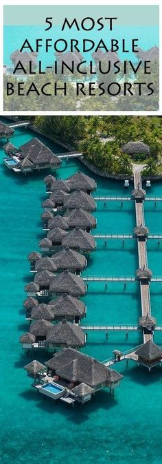 BEACH TRAVEL SCRAPBOOK IDEAS : 5 Most Affordable All-Inclusive Beach Resorts You and your family need to get away to spend some quality time together. But between homework, careers, soccer practice…MoreMore All Inclusive Urlaub, All Inclusive Beach Resorts, Vacation Resorts, Vacation Places, Beach Hotels, Dream Vacations, Vacation Trips, Places To Travel, Places To Visit