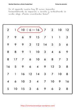 Mental Maths Worksheets, English Worksheets For Kids, Maths Puzzles, Teaching Activities, Teaching Math, Math Formula Chart, Visual Perceptual Activities, Math Measurement, Math Words
