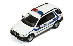 IXO 1/43 Mercedes Benz ML 320 Tuscaloosa County Sheriff, AL . $26.95. 1/43 diecast from IXO. Comes with display case