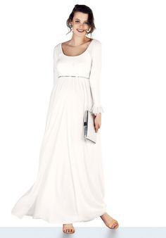 Hamile Fotoğraf çekimi için harika elbiseler www.ebrumaternity.com da White Dress, Dresses, Fashion, Vestidos, Moda, White Dress Outfit, Fasion, Dress, Gowns