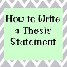 teaching thesis statements elementary Thesis showing top 8 worksheets in the category - thesis some of the worksheets displayed are thesis statement work, thesis statement mini lesson, writing an effective thesis statement, how to write a thesis statement work, thesis statement work, thesis statement work name part 1, practice work a writing a thesis statement, thesis statements practice.