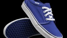 Vans 106 Vulcanized | Royal Blue and Black