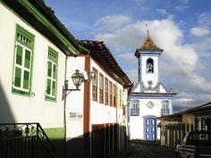 海外旅行世界遺産 ディアマンティーナ歴史地区 ブラジルの絶景
