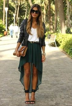 #mullet skirt - super cute Mullet Skirts #2dayslook #new style #MulletSkirtsfashion www.2dayslook.com