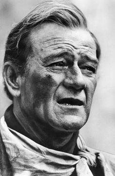 """John Wayne. Born Marion Robert Morrison on May 26, 1907 in Winterset, Iowa, U.S. Died June 11, 1979 (age 72) in Los Angeles, California. Cause of death:  Stomach cancer. """"There've been a lot of stories about how I got to be called Duke. One was that I played the part of a duke in a school play, which I never did. Sometimes, they even said I was descended from royalty! It was all a lot of rubbish. Hell, the truth is that I was named after a dog!"""""""