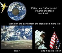 35 Flat Earth Memes That Are Hard To Argue! - Wtf Gallery
