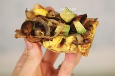 Breakfast Pizza | From Forks to Fitness