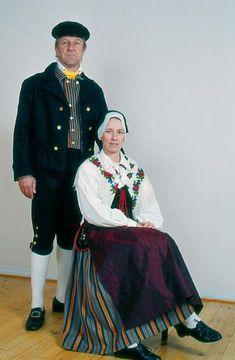 Folkdräkter - Dräktbyrå - Brage