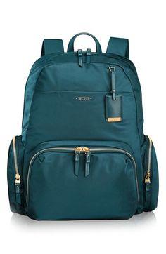 Tumi Tumi 'Voyageur - Calais' Nylon Computer Backpack available at #Nordstrom