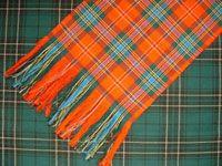 McLean Clan tartan sash