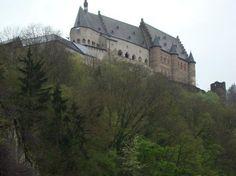 Vianden, Luxembourg  Vianden Castle