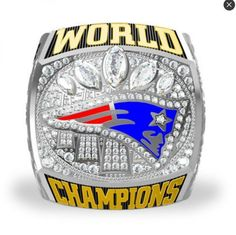 Cheap championship rings, Buy Quality world ring directly from China world series ring Suppliers: 2016 super bowl new england patriots world series championship ring BRADY rings New England Patriots Rings, New England Patriots Football, Championship Rings, World Championship, Super Bol, Brady Rings, New England Patriots Championships, Super Bowl Rings, Nfl Patriots