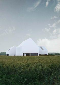 School farm by Felipe Grallert Architects