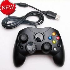 [NEW] Black Wired Classic Gamepad Joypad Controller For Xbox Console